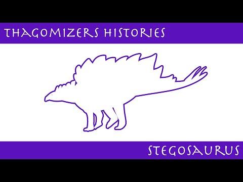 Histories | Stegosaurus