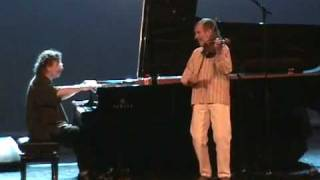 Chick Corea's Duet with Jean-Luc Ponty