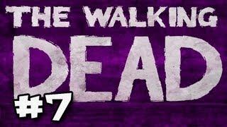 The Walking Dead Episode 4: Around Every Corner Walkthrough Ep.7: LETS SPLIT UP!