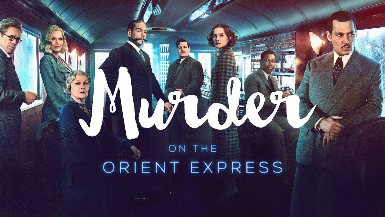 Niepotrzebne Morderstwo w Orient Expressie