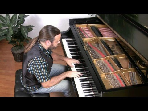 Maple Leaf Rag by Scott Joplin | Cory Hall, pianist-composer (older version)