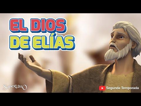 Superlibro-Episodio-El Dios De Elías