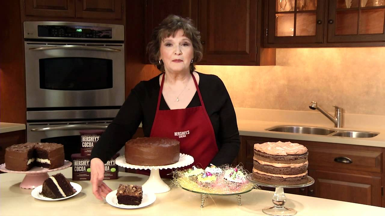 Classic Chocolate Cake Recipe For All Occasions From HERSHEYu0027S Kitchens