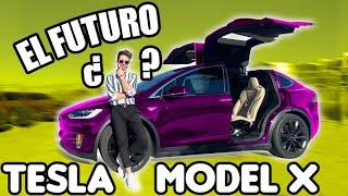 MERECEN LA PENA LOS AUTOS ELECTRICOS? TESLA MODEL X A PRUEBA!