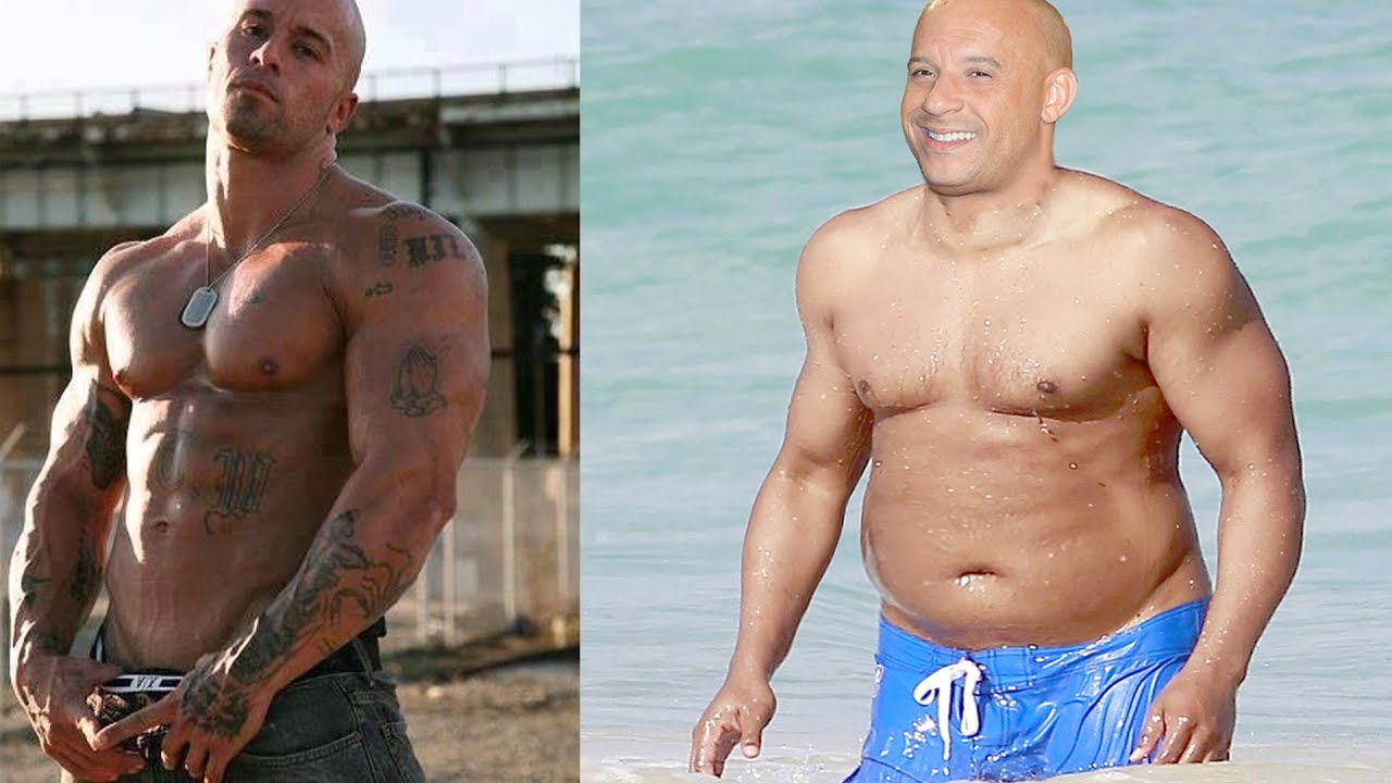 Vin Diesel - Transformation From 3 To 50 Years Old - YouTube