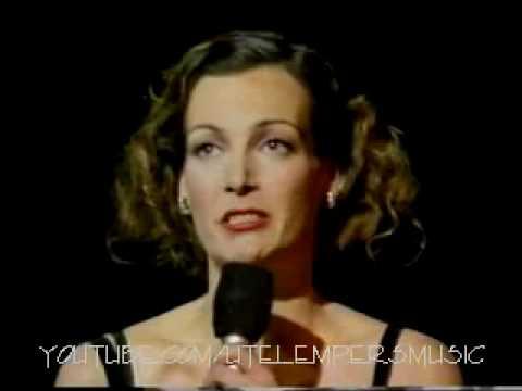 """UTE LEMPER ~ """"L'Accordeoniste"""" & """"Polichinelle"""" (1992 live)"""