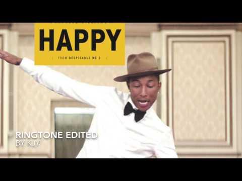 Pharrell Williams - Happy - ringtone