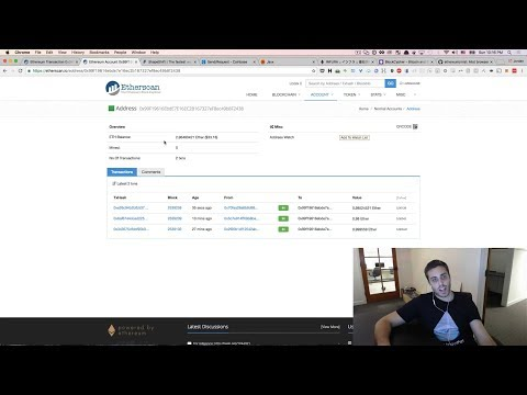 Ultimate Intro to Ethereum Ðapp Development [Part 5] - Sending Transactions with User Interfaces