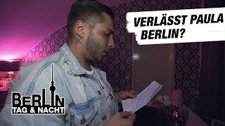 Berlin - Tag & Nacht - Verlässt Paula Berlin?! #1553 - RTL II