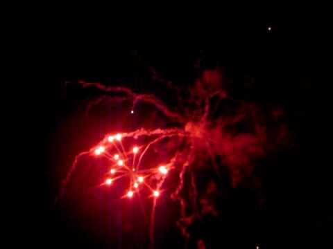 July 4 2010.Fireworks @ San Fernando Park