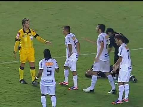 Santos 2 x 2 Coritiba - Brasileirão Série A 2012 - 24/06/2012