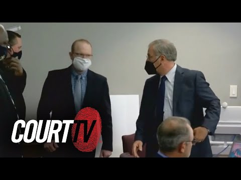 Download Father and Son in Court for the Killing of Ahmaud Arbery Pretrial Hearing   COURT TV