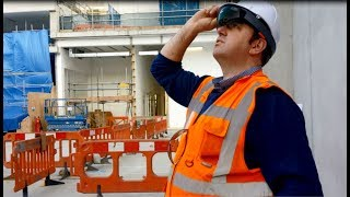 Seeing the future on site with Mixed Reality