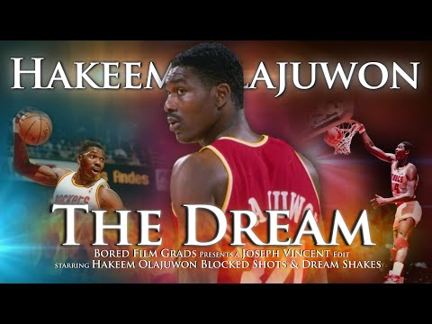 Hakeem Olajuwon - The Dream