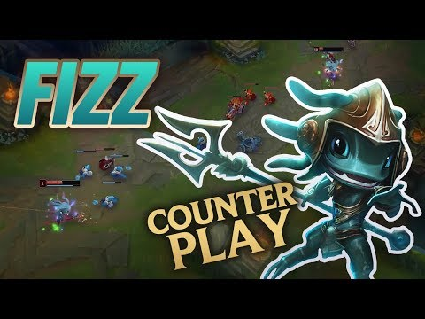 How To Counter Fizz: Mobalytics Counterplay