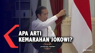 Video Jokowi Marah Dirilis 10 Hari Setelah Sidang Kabinet, Apa Artinya?