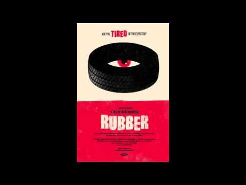 Rubber (Movie 2010) Ending Credits song