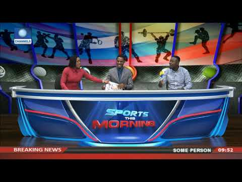 World Cup 2018,UEFA Champions League & Newspaper Analysis Pt.3  Sports This Morning 