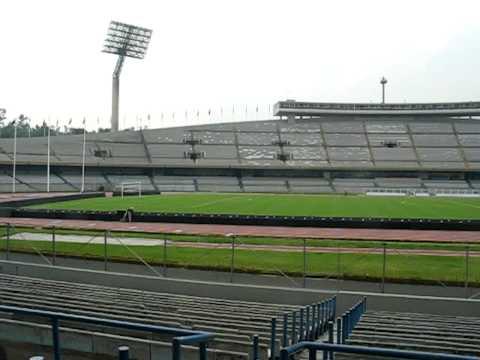 Olympic Stadium Mexico City