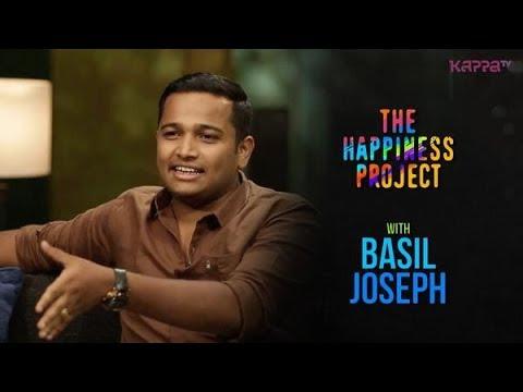 Basil Joseph - The Happiness Project - Kappa TV