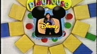 Playhouse Disney Commercials (01/15/2000)
