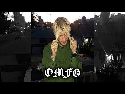 ☆lil peep☆ - OMFG (Lyrics Music Video)