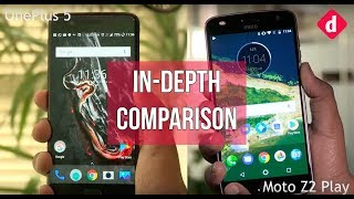 OnePlus 5 Vs Moto Z2 Play | Digit.in