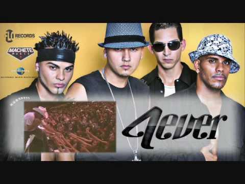 4Ever - Porque Te Amo (bachata music)