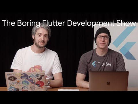 Technical Debt and Streams/BLoC - The Boring Flutter Development Show, Ep. 4