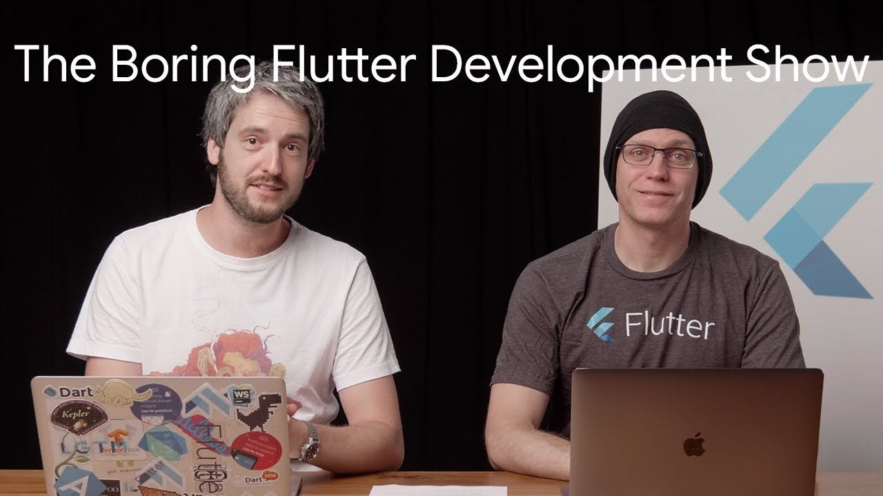 Technical Debt and Streams/BLoC (The Boring Flutter Development Show, Ep. 4)