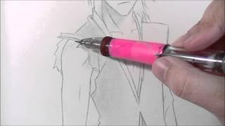 Ichigo Kurosaki- Saigo no Getsuga Tensho: Speed Drawing