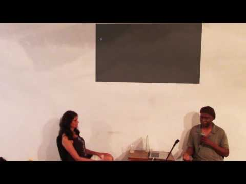 8. Conversations by artists for artists with Raksha Parekh & Michael Massenburg - Part 2