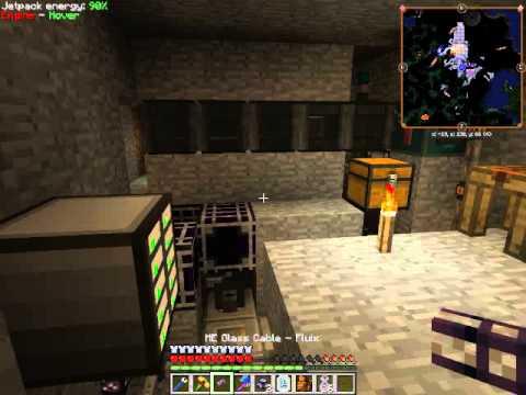 Modded Minecraft Ftb The Dark Trilogy Episode 21