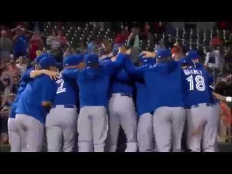 All 6 Blue Jays AL East-Clinching Celebrations