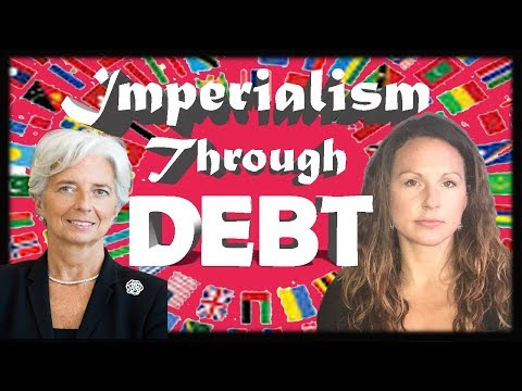 IMF and World Bank: Imperialism through DEBT // Collab with Mexie
