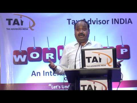 Workshop on Tax Invoice, Credit Note, Debit Note and Return under GST