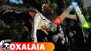 OXALAIA - Nowy Gatunek Spinozaura w ARK Survival Evolved | Rizzer ARK Na Modach