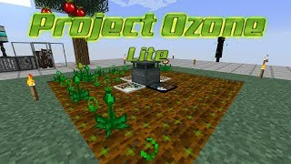 Project Ozone Lite - INFERIUM SEEDS [E26] (HermitCraft Server Modded Minecraft Sky Block)