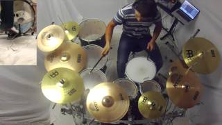 Avenged Sevenfold - Sidewinder - Drum Cover by Collin Rayner (Redone)