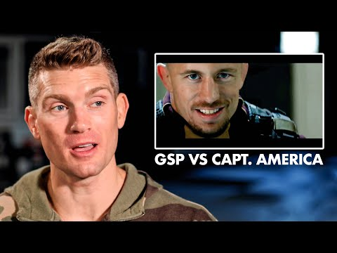 Stephen Thompson Reacts To MMA Fighters in Movies