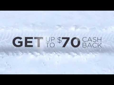 Yokohama Tire - Winter Rebate - $70 Cash Back