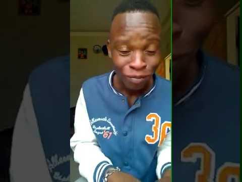 Thabang Mjamaica - Will I Slap My Girlfriend For 5 Million. #LOL  Hahahaha