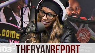 Blac Chyna, Kobe Bryant and Special Guest Cynthia Bailey On The Ryan Report: The RCMS w/ Wanda Smith