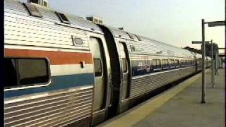 Amtrak FL-9 @ Yonkers.(1996)
