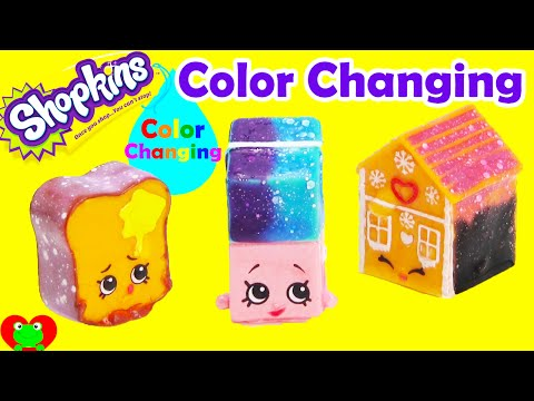 DIY Color Changing Shopkins Polished Pearl...