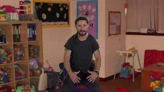 Potty Training 101 with Shia Labeouf