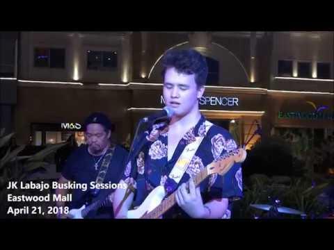 JK Labajo Busking Sessions : Buwan