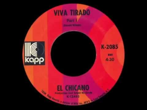 Viva Tirado - El Chicano (1970) (HD Quality)