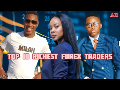 Top 10 Richest Forex Traders in South Africa 2020