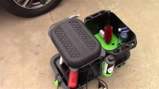 Best Auto Detailing Seat - I'm In Love!!..Detailing Rig